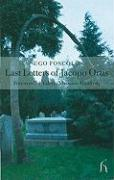 Last Letters of Jacopo Ortis and of Tombs
