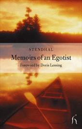 Memoirs of an Egotist - Stendhal / Brown, Andrew