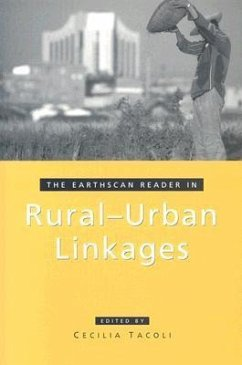 The Earthscan Reader in Rural-Urban Linkages - Herausgeber: Tacoli, Cecilia