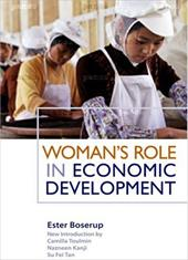 Woman's Role in Economic Development - Boserup, Ester / Kanji, Nazneen / Tan, Su Fei