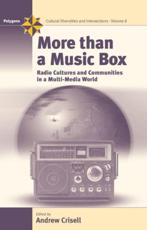 More Than a Music Box - Andrew Crisell (editor)