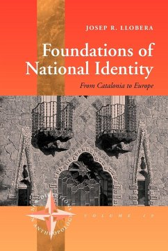 Foundations of National Identity - Llobera, J. R.