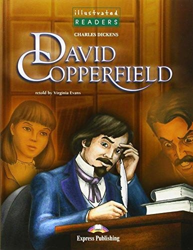 David Copperfield + Cd Illustrated - Vv.aa.