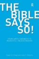 The Bible Says So! - Edwin D. Freed; Jane F. Roberts
