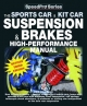 How to Build and Modify Sportscar and Kitcar Suspension and Brakes - Des Hammill