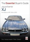 Jaguar/Daimler Xj 1994-2003: All Models (inc VDP)