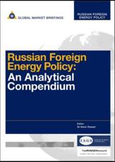 Russian Foreign Energy Policy - Rosner, Kevin (EDT)