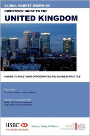 Investors' Guide to the United Kingdom - Created by Gmb Publishing, Jonathan Reuvid