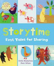 Storytime - Stella Blackstone, Anne Wilson, Jim Broadbent