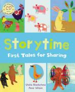 Storytime: First Tales for Sharing (Book & CD)