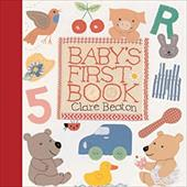 Baby's First Book - Beaton, Clare