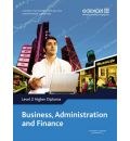 Level 2 Higher Diploma in Business Administration and Finance Student Book - Edexcel
