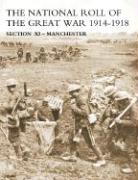 National Roll of the Great War Section XI - Manchester