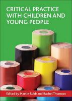 Critical Practice with Children and Young People