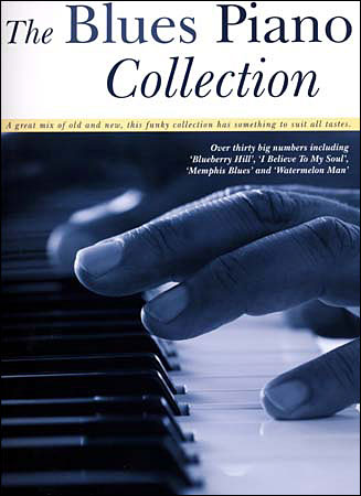 Blues piano collection - Wise Publications
