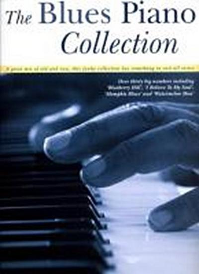 The Blues Piano Collection - Music Sales