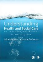 Understanding Health and Social Care: An Introductory Reader
