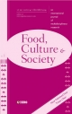 Food, Culture and Society Volume 12 Issue 4 - Lisa Heldke; Ken Albala