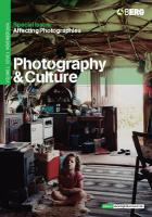 Photography and Culture, Volume 2, Issue 3: Special Issue: Affecting Photographies