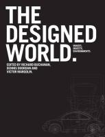 The Designed World: Images, Objects, Environments