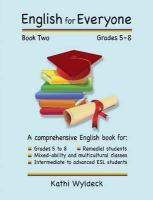 English for Everyone - Book 2
