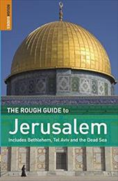 The Rough Guide to Jerusalem - Jacobs, Daniel