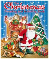 Christmas Drawing and Activity Book