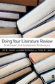 Doing Your Literature Review - Dr. Jill Jesson; Dr. Lydia Matheson; Fiona M. Lacey