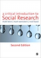 A Critical Introduction to Social Research - Matt Henn; Mark Weinstein; Nick Foard