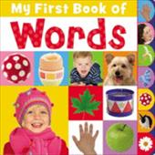 My First Book of Words - Bicknell, Joanna / Horne, Jane