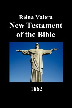 New Testament-Rvr 1862