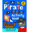 Pirate Sticker Activity Book - Roger Priddy