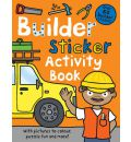Builder Sticker Activity Book - Roger Priddy