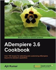 Adempiere 3.6 Cookbook - Ajit Kumar