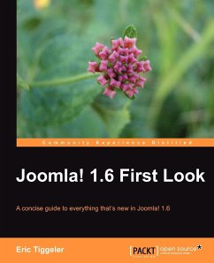 Joomla! 1.6 First Look - Tiggeler, Eric