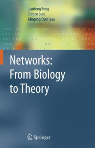 Networks: From Biology to Theory - Jianfeng Feng