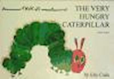 The Very Hungry Caterpillar in Urdu and English - Eric Carle