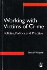 Working with Victims of Crime - Brian Williams