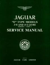 Jaguar E-Type 38/42 Ser 1&2 Ws - Brooklands Books Ltd