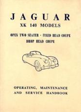 Jaguar XK 140 Models - Brooklands Books Ltd (creator)