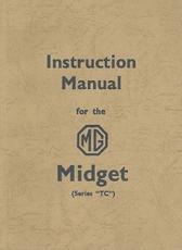 The Instruction Manual for the MG Midget - Brooklands Books Ltd (creator)