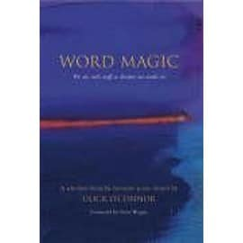 Word Magic: A Personal Selection - O'connor Ulick