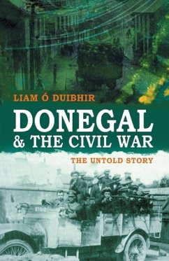 Donegal & the Civil War - O. Duibhir, Liam