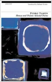Honey and Poison: Selected Poems - Pedro Tamen, Richard Zimler (Translator)