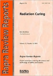 Radiation Curing - Dr R Stephen Davidson Citifluor Limited