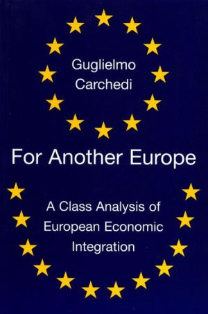For Another Europe - Guglielmo Carchedi
