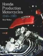 Honda Production Motorcycles 1946-1980
