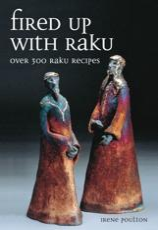 Fired Up With Raku - Irene Poulton