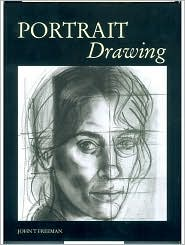 Portrait Drawing - John Freeman