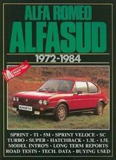 Alfa Romeo Alfasud 1972-1984 - R M Clarke (complication)
